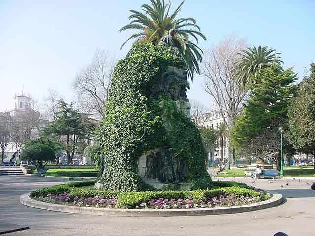 Agenda 21 ayuntamiento de santander for Jardines de pereda